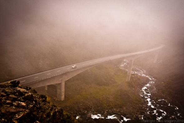Otira Viaduct - Arthur's Pass National Park, Southern Alps, South Island, New Zealand
