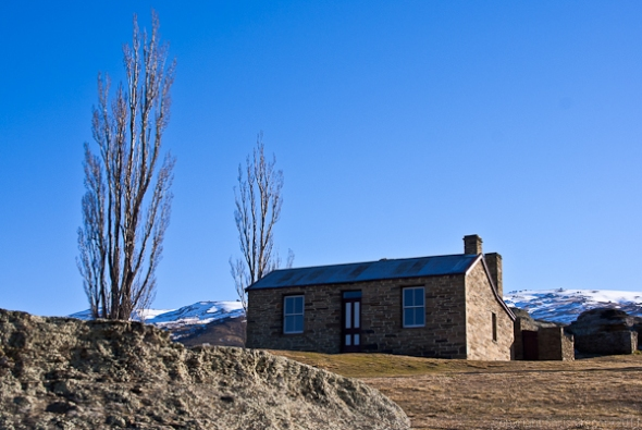 Mitchell's Cottage - Fruitlands, Central Otago, New Zealand