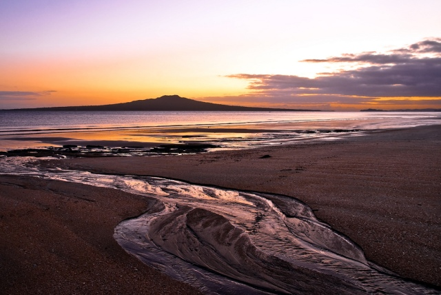 Rangitoto Island, Auckland, New Zealand, Copyright Chris Gregory 2011