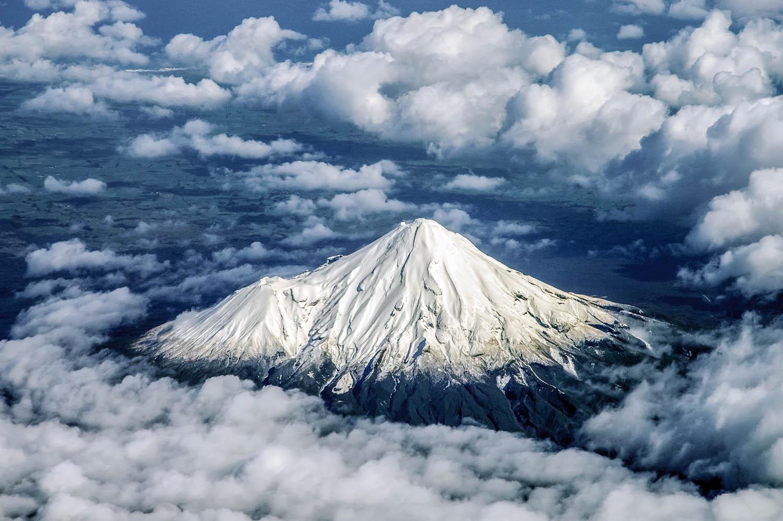 Mt Taranaki, Mt Egmont...