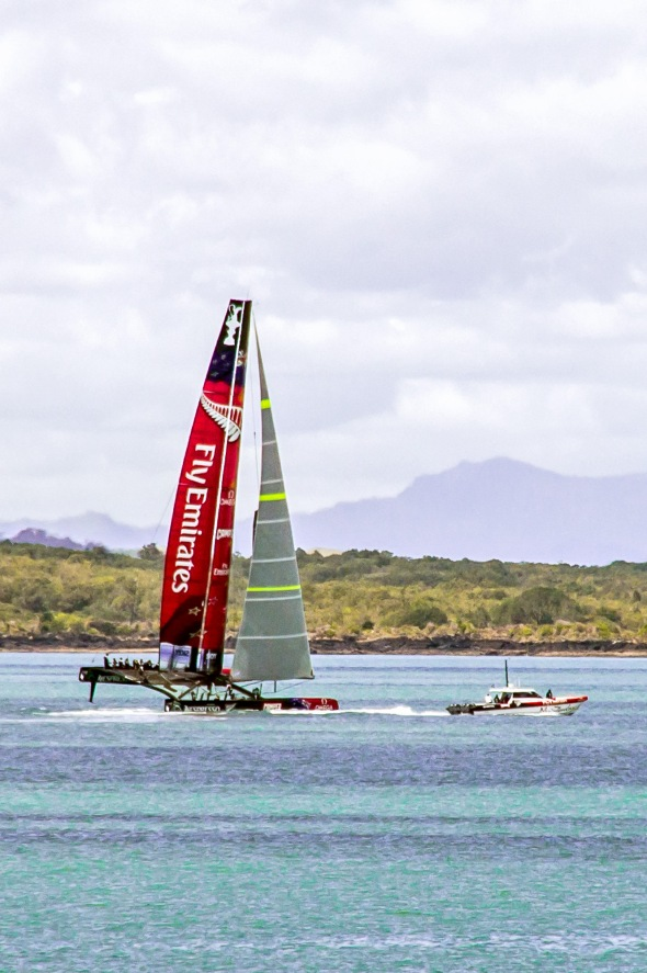 Americas Cup, Team New Zealand, Auckland, New Zealand, Copyright Chris Gregory 2012