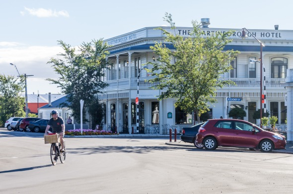 Country Pub, Martinborough, Wairarapa, New Zealand, Copyright Chris Gregory 2012