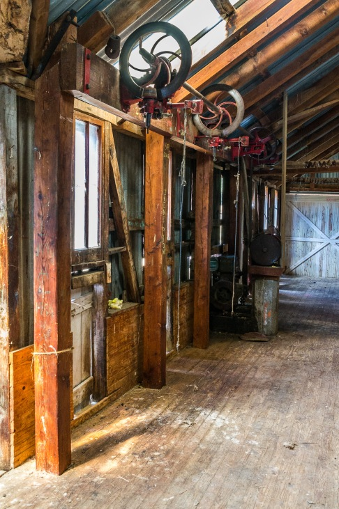 Old Shearing Shed, St James Station, North Canterbury, New Zealand, Copyright Chris Gregory 2012