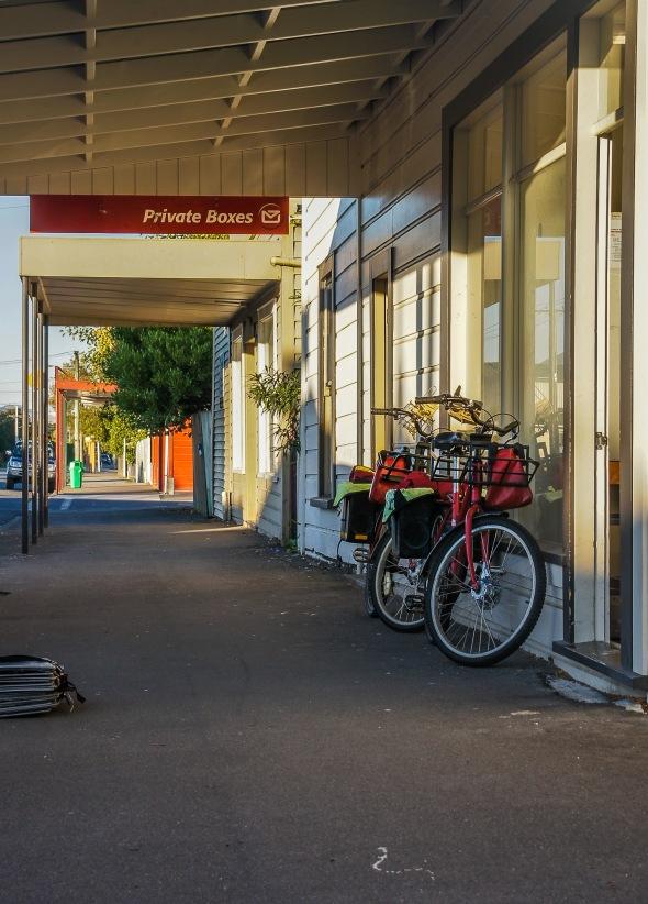 Private Boxes, Martinborough, Wairarapa, New Zealand, Copyright Chris Gregory 2012