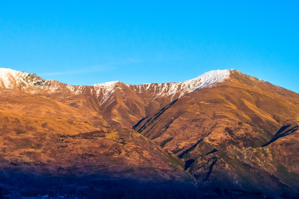 Roys Peak, Wanaka, Central Otago, New Zealand, Copyright Chris Gregory 2012