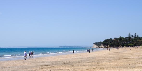 Kiwi Summer 3, Takapuna Beach, Auckland, New Zealand, Copyright Chris Gregory 2013