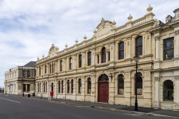 Oamaru, New Zealand, Copyright Chris Gregory 2013