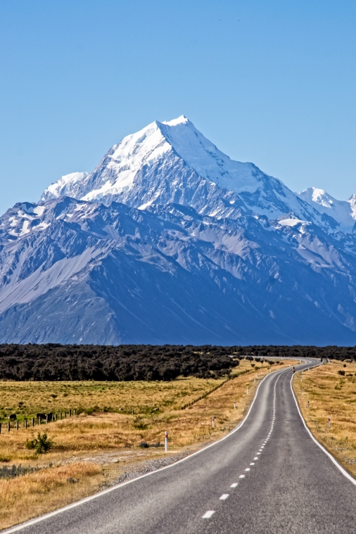 Aoraki Mt Cook, South Island, New Zealand, Copyright Chris Gregory 2013