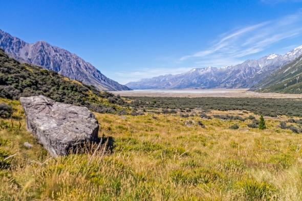 Tasman Valley, Aoraki Mt Cook, New Zealand, Copyright Chris Gregory 2013