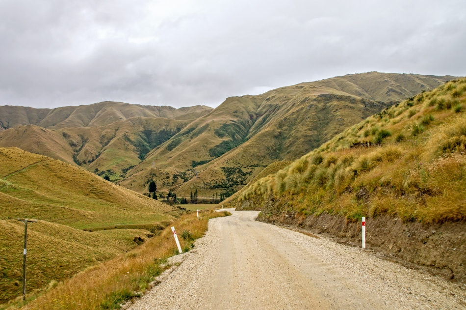 Danseys Pass, New Zealand, Copyright Chris Gregory 2013