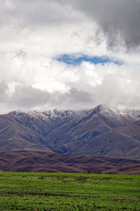 Kakanui Mountains, Central Otago, New Zealand, Copyright Chris Gregory 2013