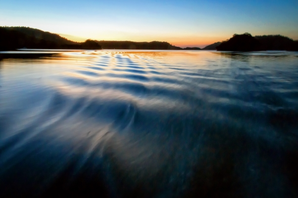 Silky Smooth, Port Fitzroy, Great Barrier Island, New Zealand, Copyright Chris Gregory 2013