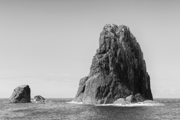 Needles Point, Great Barrier Island, New Zealand, Copyright Chris Gregory 2013