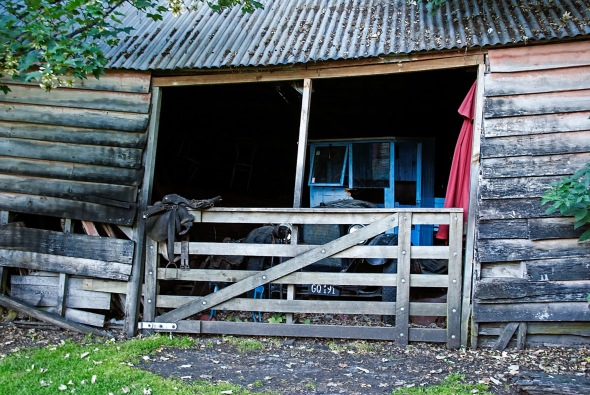 Rest Home, Cardrona Pub, Central Otago, New Zealand, Copyright Chris Gregory 2013