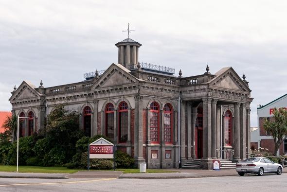 West Coast Memorial Museum, Hokitika, Westland, New Zealand, Copyright Chris Gregory 2013
