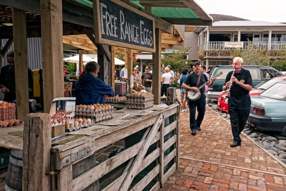 Matakana Market, Northland, New Zealand, Copyright Chris Gregory 2013