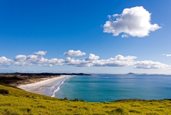 Puheke Beach, Karikari Peninsula, Northland, New Zealand, Copyright Chris Gregory 2013